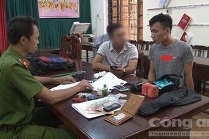 Trốn lệnh truy nã vẫn thực hiện 9 vụ trộm cắp