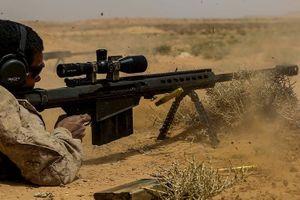 Các loại súng lợi hại trang bị cho thủy quân lục chiến Mỹ