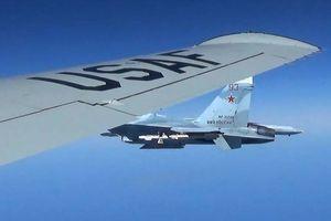 Chiến cơ Nga chặn máy bay Hải quân Mỹ 'theo cách không an toàn'
