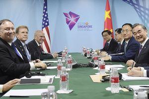 Mỹ-Trung Quốc chuẩn bị đối thoại ngoại giao và an ninh cấp cao