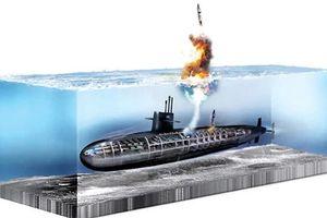 Ấn Độ có thể triển khai tàu ngầm mang vũ khí hạt nhân