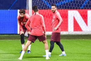 Hồi phục thần tốc, Messi sẵn sàng chinh phục Giuseppe Meazza