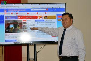 TP HCM ra mắt Cổng thông tin điện tử tuyên truyền phổ biến pháp luật