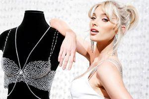 Cận cảnh áo lót gắn kim cương giá 23 tỷ đồng của Victoria's Secret 2018