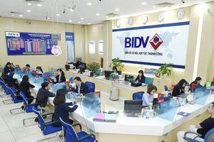 Lợi nhuận BIDV tăng 34%, nợ xấu ở mức 1,76%