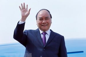 Thủ tướng Nguyễn Xuân Phúc sẽ tham dự Hội nghị Cấp cao ASEAN lần thứ 33 và các hội nghị cấp cao liên quan