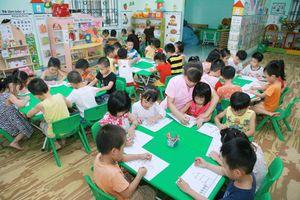 Khắc phục bất cập ở cơ sở giáo dục mầm non
