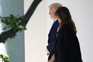 Tổng thống Mỹ Donald Trump theo dõi kết quả bầu cử giữa kỳ tại Nhà Trắng