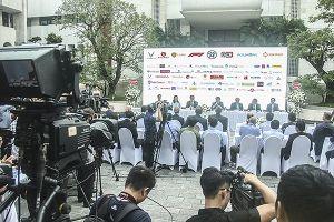 Hà Nội chính thức bước vào bản đồ đua xe ô tô Công thức 1