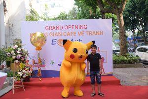 Ra mắt không gian trải nghiệm nghệ thuật mới tại Hà Nội