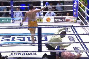 Huyền thoại Muay Thái tử vong sau khi bị hạ nốc ao trên sàn đấu