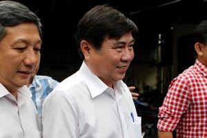 Chủ tịch UBND TP.HCM cam kết xử lý cá nhân sai phạm vụ Thủ Thiêm