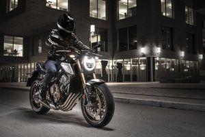 Honda CB650R 2019 - thành viên tiếp theo của dòng Neo Sports Cafe