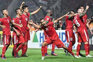 'Vua về nhì' Indonesia sẽ phá dớp tại AFF Cup 2018?