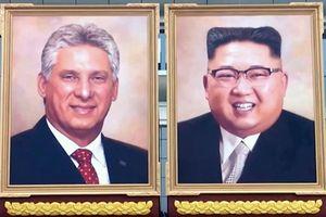 Triều Tiên công bố 'chân dung chính thức' đầu tiên của ông Kim Jong-un
