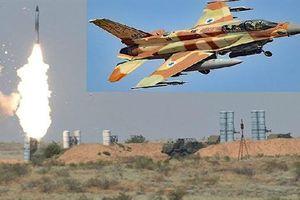 Israel thừa nhận sốc chưa không kích lại Syria