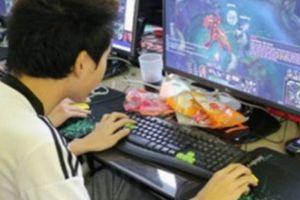 Suy nhược, gày còm vì nghiện game online