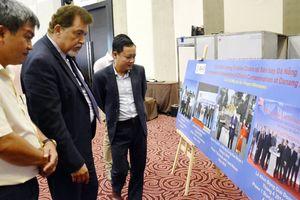 Xử lý an toàn 150.000m3 bùn đất nhiễm dioxin tại sân bay Đà Nẵng
