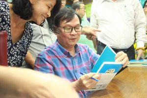 Nhà văn Nguyễn Nhật Ánh gây hứng thú với 'Cảm ơn người lớn'