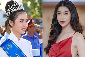 Chân dung 2 người đẹp từng vượt mặt Hoa hậu Phương Khánh
