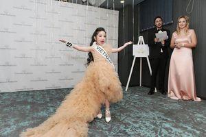 Đặc sản độc lạ trên quê hương tân Hoa hậu nhí Á Âu 2018