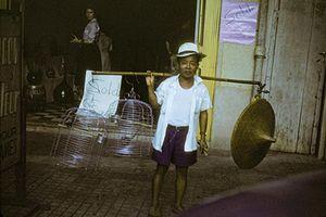 Hình độc các gánh hàng rong ở Sài Gòn 60 năm trước