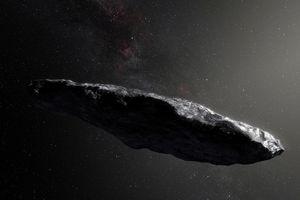 Vật thể bay qua Hệ Mặt trời là phi thuyền do thám của người ngoài hành tinh?