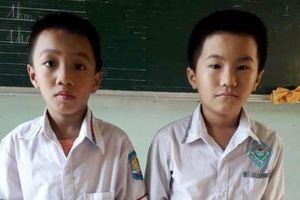 Thanh Hóa: Hai học sinh nghèo trả lại 15 triệu đồng cho người đánh rơi