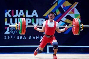 Cử tạ Việt Nam thảm bại ở giải vô địch thế giới