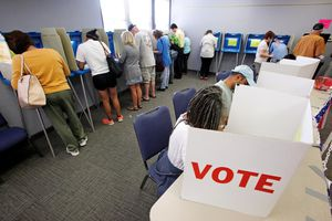 Bầu cử giữa kỳ Mỹ: trục trặc tại nhiều điểm bỏ phiếu