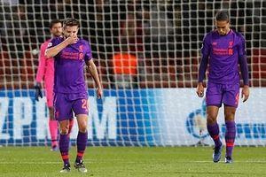 Thi đấu chủ quan, Liverpool thua sốc trên đất Serbia