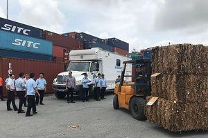 Mở kiểm tra hàng nghìn container phế liệu tồn đọng