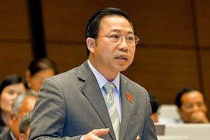 Đảng ủy Công an TƯ kiến nghị Quốc hội xem xét ý kiến đại biểu Nhưỡng