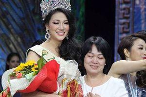'Tâm thư' xúc động của Hoa hậu Phương Khánh gửi mẹ sau đăng quang