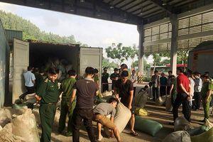 Đà Nẵng khen thưởng ban chuyên án vụ bắt 10 tấn ngà voi, sừng tê
