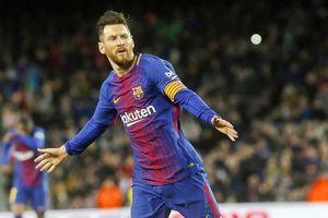 Vì sao Messi bất ngờ vắng mặt ở trận gặp Inter Milan?