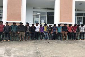 5 đối tượng bị khởi tố trong vụ trai 3 làng hỗn chiến