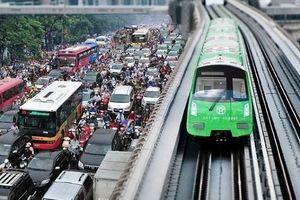 Kinh hoàng: 70 ngàn xe cộ tắc suốt 5 giờ nơi cửa ngõ Thủ đô