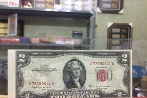Vụ đổi 100 USD bị phạt 90 triệu: Miễn tiền phạt, không trả lại 100 USD