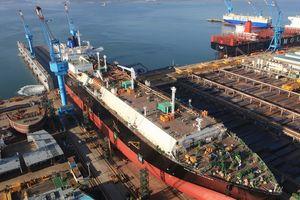 Nhật mạnh mẽ phản đối Hàn Quốc trợ cấp quá nhiều cho ngành đóng tàu