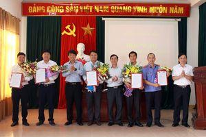Nghĩa Đàn: Bổ sung 6 ủy viên Ban Chấp hành Đảng bộ huyện