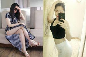 Tăng 9kg sau 7 tháng tập gym, nữ sinh Học viện Hàng không có body chuẩn đẹp như người mẫu