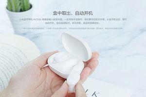 Xiaomi công bố tai true-wireless Airdots với giá bán chỉ 700.000 Đồng