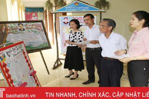 34 tác phẩm dự thi báo tường viết về Nguyễn Công Trứ