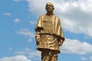 Tranh cãi về bức tượng cao nhất thế giới