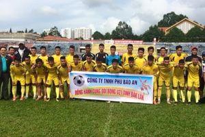 Trực tiếp U.21 Bình Dương 0 - 0 U.21 Đắk Lắk: Chờ sự bất ngờ từ đội bóng Tây Nguyên