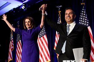 Bầu cử Mỹ: Đảng Dân chủ giành được hơn 200 ghế tại Hạ viện