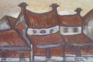 Triển lãm tranh Nghiêm - Phái tại tuần lễ nghệ thuật châu Á ở London