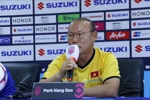 HLV Park Hang-seo: Trận mở màn không bao giờ dễ dàng