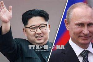 Moskva hy vọng nhà lãnh đạo Triều Tiên sẽ thăm Nga vào năm 2019